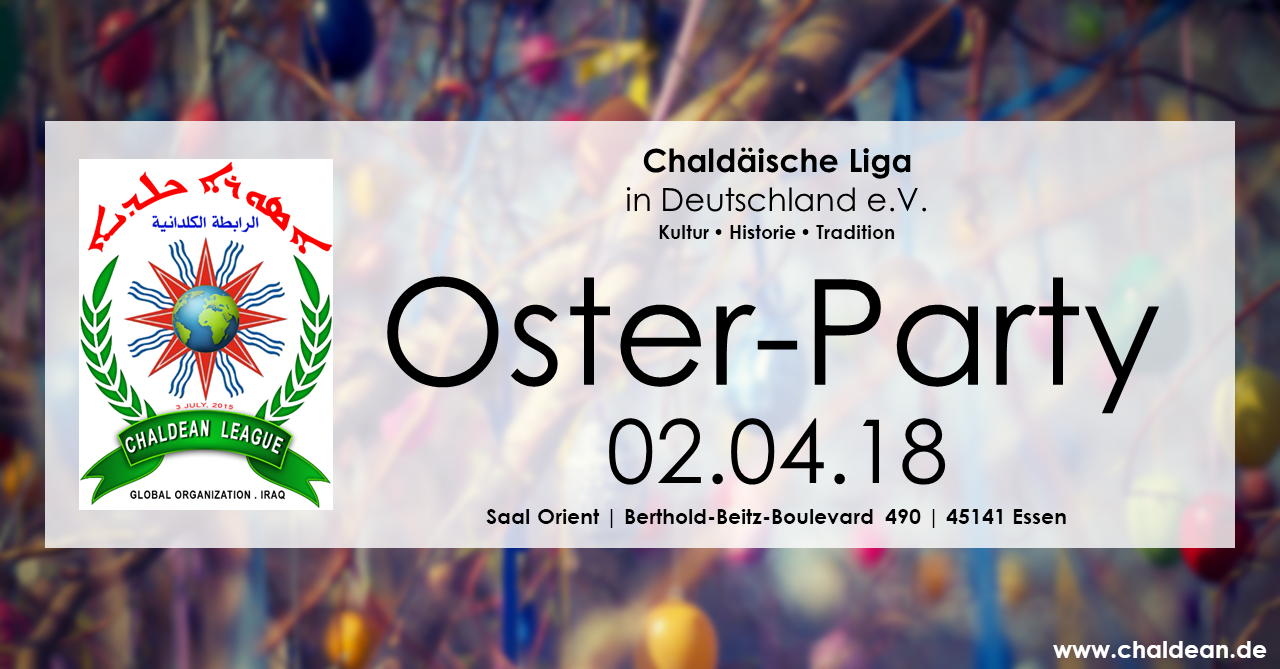 Oster-Party