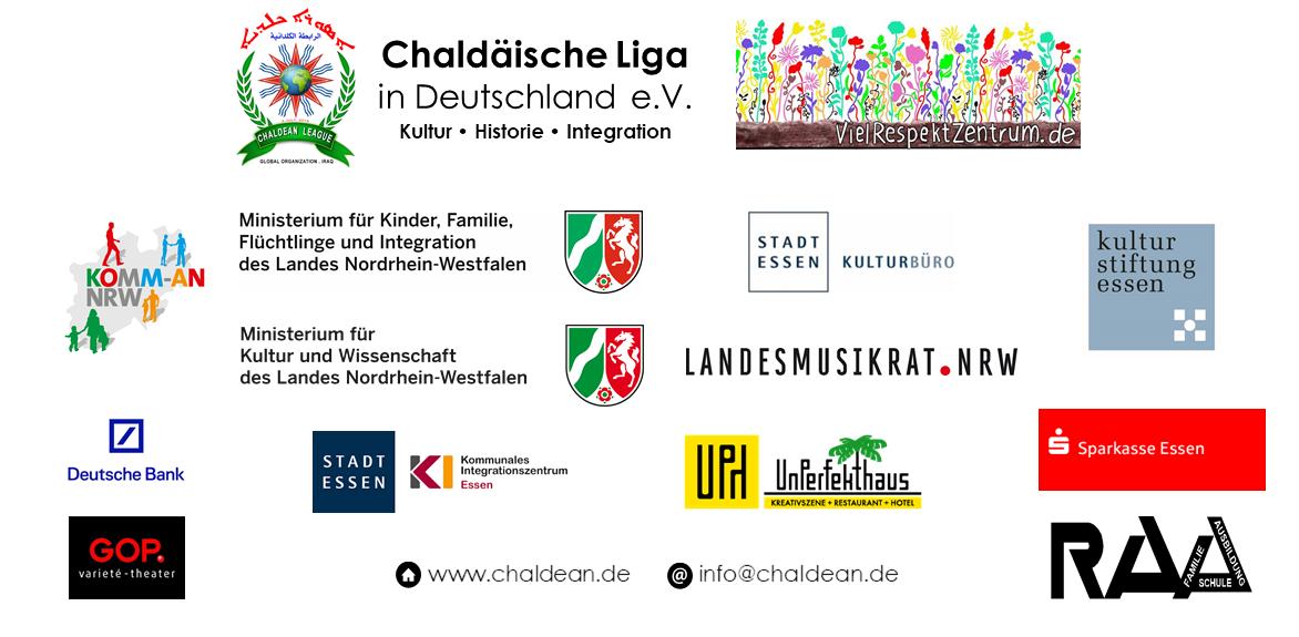 Sponsoren und Unterstützer - Chaldäische Liga in Deutschland